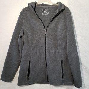 L.L. BEAN women jacket / hoodie  US   (M)